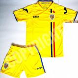 Compleu Echipament fotbal pentru copii 13-14 ani ROMANIA NATIONALA ROMANIEI