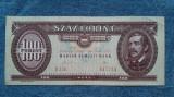 100 Forint 1989 Ungaria