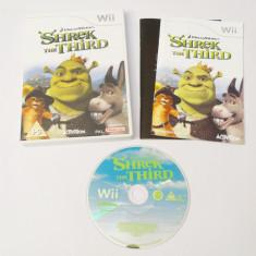 Joc Nintendo Wii - Shrek The Third
