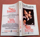Varsta inocentei. Editura Univers, 1994 - Edith Wharton