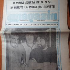 magazin 1 aprilie 1990