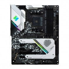Placa de baza Asrock X570 Steel Legend AMD AM4 ATX, Pentru AMD, DDR4