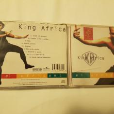 [CDA] King Africa - El Africano - cd audio original