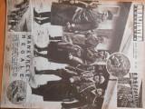 Revista Realitatea Ilustrata, 14 oct. 1936, regele Carol la manevrele regale