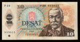 Cehoslovacia, 10 coroane 1986, circulata_Pavol Országh Hviezdoslav