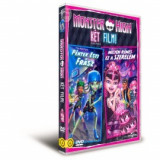 DVD Friday Night Frights si Why Do Ghouls Fall in Love - Monster High, Universal