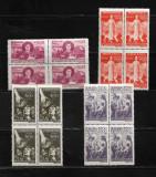 ROMANIA 1947 - SECETA, BLOCURI - MNH  - LP 206