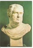 carte postala-CONSTANTIN BRANCUSI-Vitelius