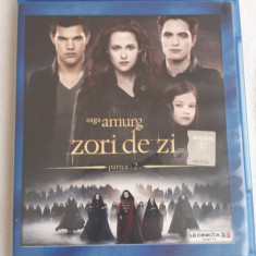 Saga Amurg Zori de ZI - Blue Ray Disc