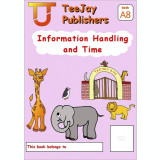 TeeJay Mathematics CfE Early Level Information Handling and Time:TeeJay Zoo (Book A8)