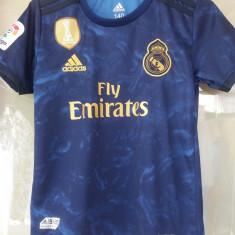 Tricou si short copii 8-10 ani Real Madrid 2020