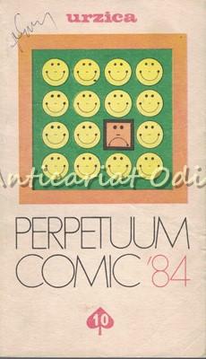 Almanah Perpetuum Comic '84. Urzica - Nr.: 10 foto