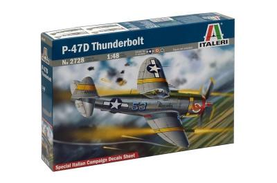 1:48 P-47D Thunderbolt 1:48 foto