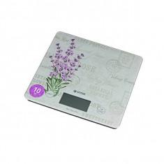 Cantar de bucatarie VITEK VT-8020 10kg Alb Violet