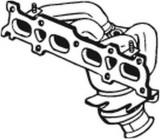 Catalizator PEUGEOT 407 (6D) (2004 - 2016) BOSAL 090-134