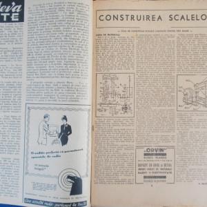REVISTA RADIO ROMANIA , NR. 95 / 1942