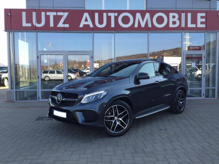 Vanzare MERCEDES BENZ GLE 350d 4Matic Coupe