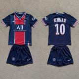 Compleu Echipament fotbal pentru copii PSG NEYMAR noul model 2020-2021