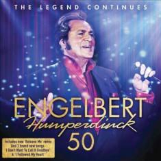 Engelbert Humperdinck Engelbert Humperdinck: 50 (2cd)