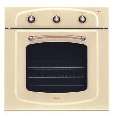 Cuptor incorporabil rustic Whirlpool AKP255JA, Electric, 8 Functii, 60 l, Clasa A, Bej