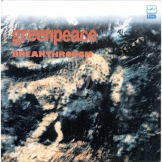 Greenpeace. Breakthrough (Vinil)