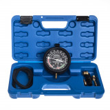 Kit Tester universal pentru presiune combustibil, furtun flexibil si 4 adaptoare