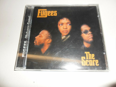 Fugees – The Score CD original 1996 Comanda minima 100 Lei foto