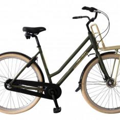 Bicicleta Oras Devron 2862 Nelson 530mm Negru Mat 28
