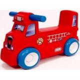 Masinuta pompieri fara pedale, Little Tikes