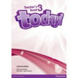 Today! Level 3 Teachers Book with DVD - Catherine Bright