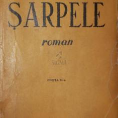 SARPELE - MIRCEA ELIADE