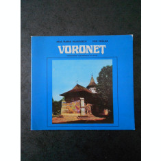 ANA MARIA MUSICESCU, ION MICLEA - VORONET (limba franceza, ghid)