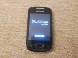 Cumpara ieftin Smartphone Samsung Galaxy Mini S5570 Black Liber retea Livrare gratuita!, Negru, Neblocat
