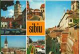 CPIB 16127 CARTE POSTALA - SIBIU, MOZAIC