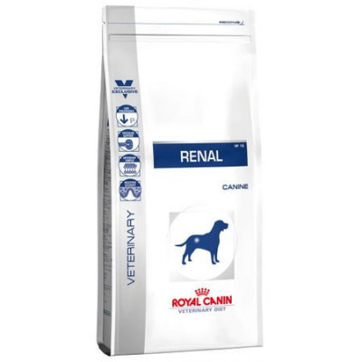 Hrana uscata pentru caini, Royal Vet Canin Renal, 2 Kg foto