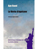 LA VERTU D'EGOISME - AYN RAND (CARTE IN LIMBA FRANCEZA0