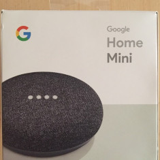 Boxa Google Home Mini sigilată