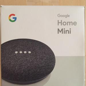 Boxa Google Home Mini sigilată