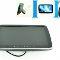 "Tetiera monitor auto 10.1"" USB MP3 MP4,MP5 12v"