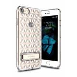 Cumpara ieftin Husa Apple iPhone 7iPhone 8iPhone SE 2020 Usams Gelin Serie Gold