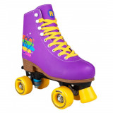 Patine cu rotile reglabile Rookie Passion Purple