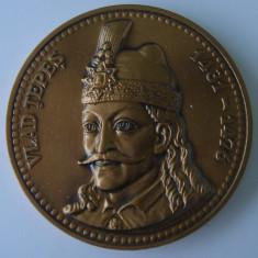 Medalia Vlad Tepes - Castelul Bran