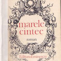 MIHAIL DIACONESCU - MARELE CANTEC ( RELEGATA, CARTONATA, COPERTI ORIGINALE )