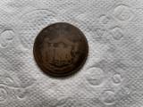 10 bani 1867 watt. 3
