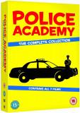 FIlme Comedie Police Academy / Academia de Politie 1-7 DVD Box Set, Engleza, productii independente