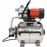 Hidrofor putere 1200 W debit 4000 l / h, Yato