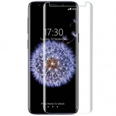 Folie Samsung Galaxy S9 Plus iberry 3D UV Full Glue Transparent