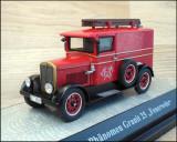 """Macheta pompieri Phanomen Granit 25 """"Feuerwehr"""" 1:43 Premium ClassiXXs"""