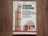Exploatarea si Intretinerea - I. Luputiu, 1973