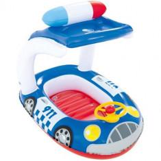 Barca gonflabila Politie